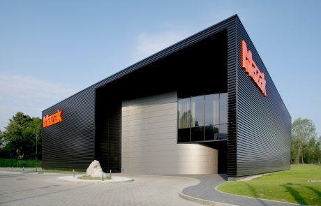 Yamazaki Mazak Technology Center in Poland built by Takenaka Europe