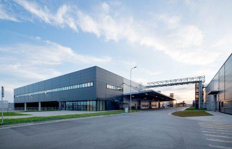 Daimler battery factory in Poland built by Takenaka Europe