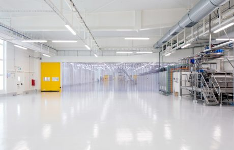 Barry Callebaut factory in Poland built by Takenaka, © Piotr Krajewski
