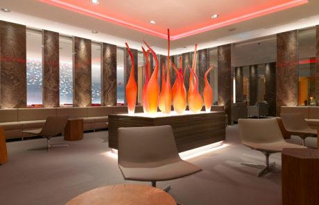 Air Canada Airport Lounge Frankfurt