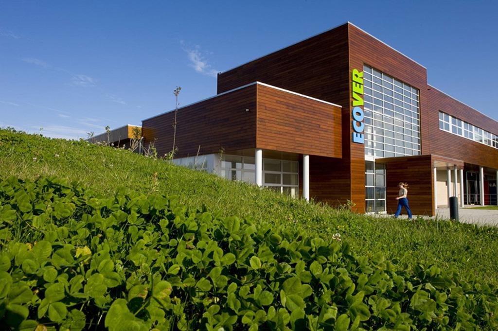 Ecover Gebäude