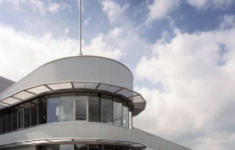 Sony Warenlager und Verteilerzentrum in Tilburg Niederlande, gebaut von Takenaka Europe GmbH