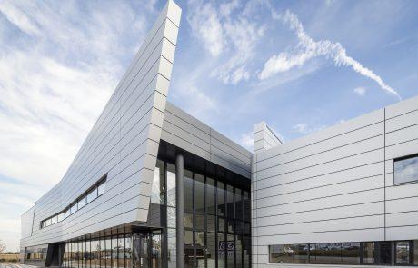 Nexen Tire Europe Technical Center in Kelkheim Germany built by Takenaka Europe